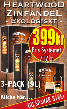Heartwood 3pack