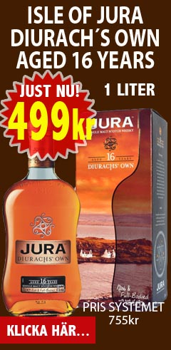 16 years Isle of Jura